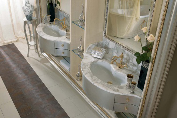 bathrooms-classic-silver